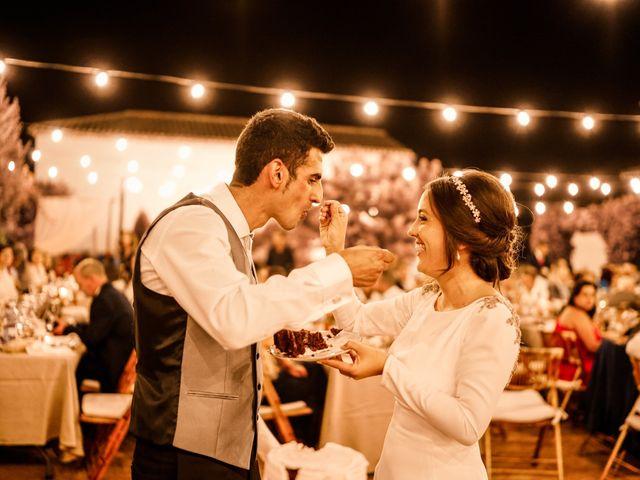 La boda de David y Eva en Illora, Granada 188