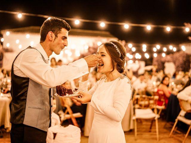 La boda de David y Eva en Illora, Granada 189