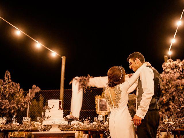 La boda de David y Eva en Illora, Granada 190