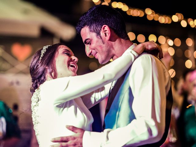 La boda de David y Eva en Illora, Granada 201