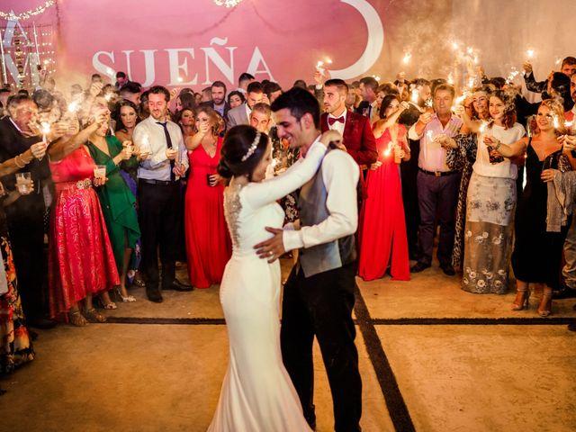 La boda de David y Eva en Illora, Granada 202