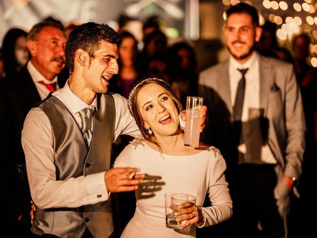 La boda de David y Eva en Illora, Granada 207