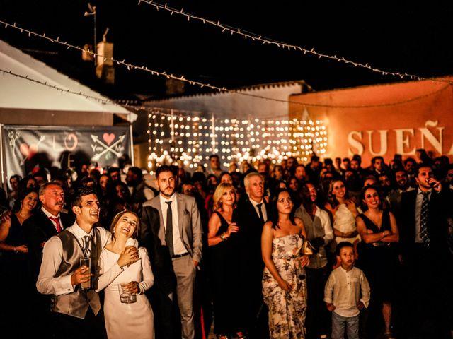 La boda de David y Eva en Illora, Granada 208