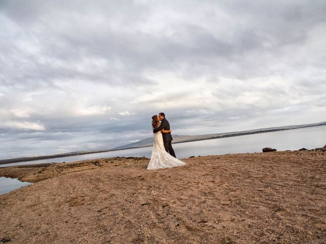 La boda de Marcos y Patricia en Miraflores De La Sierra, Madrid 25