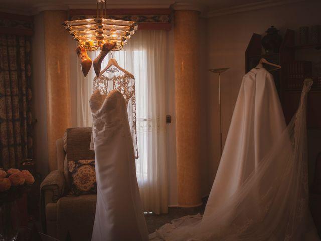 La boda de Jose y Mari Sol en Aguilas, Murcia 4
