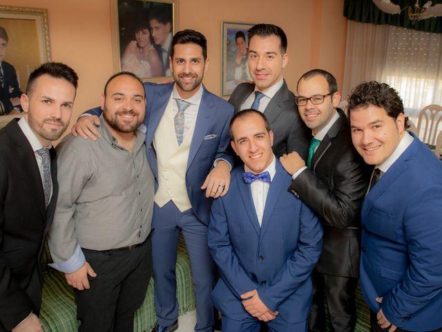 La boda de Jose y Mari Sol en Aguilas, Murcia 11
