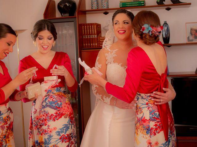 La boda de Jose y Mari Sol en Aguilas, Murcia 12