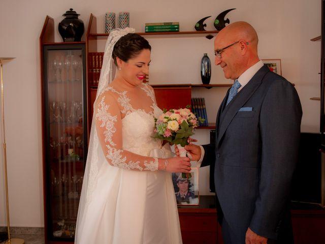 La boda de Jose y Mari Sol en Aguilas, Murcia 13