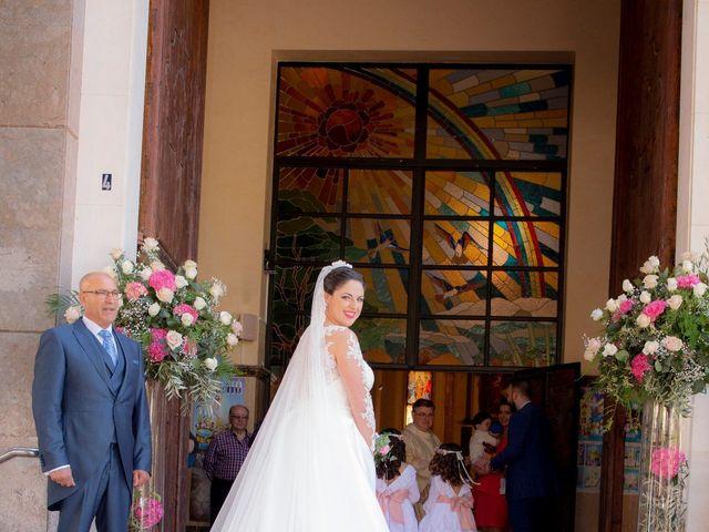 La boda de Jose y Mari Sol en Aguilas, Murcia 18