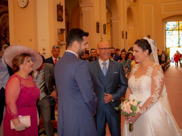 La boda de Jose y Mari Sol en Aguilas, Murcia 20