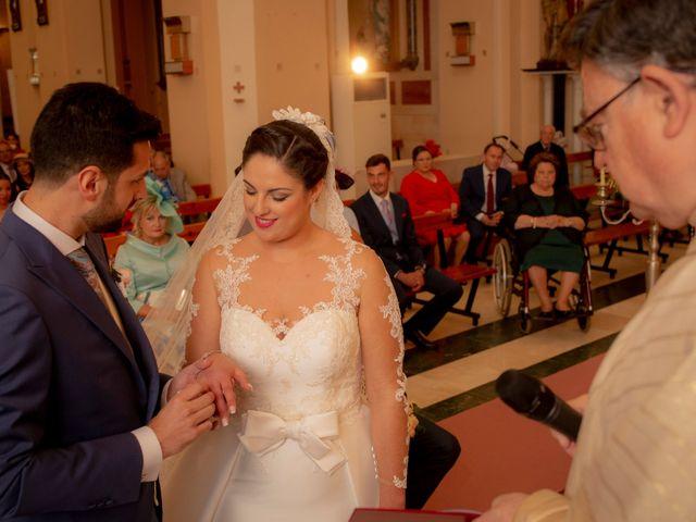 La boda de Jose y Mari Sol en Aguilas, Murcia 21