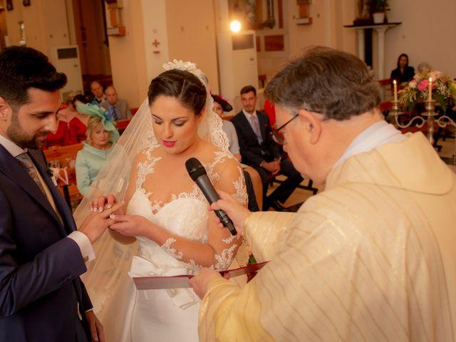 La boda de Jose y Mari Sol en Aguilas, Murcia 22
