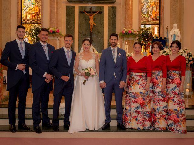 La boda de Jose y Mari Sol en Aguilas, Murcia 24