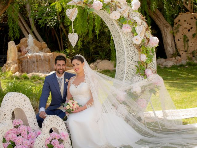 La boda de Jose y Mari Sol en Aguilas, Murcia 31