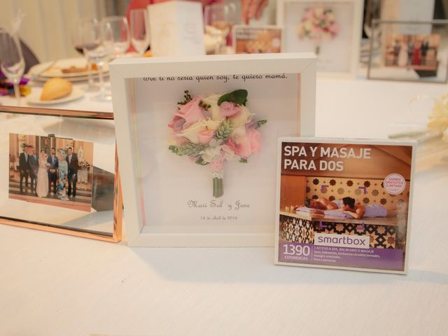 La boda de Jose y Mari Sol en Aguilas, Murcia 32