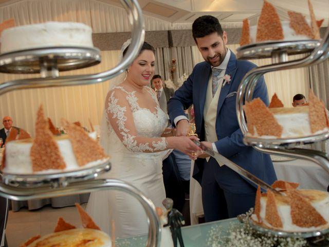 La boda de Jose y Mari Sol en Aguilas, Murcia 34