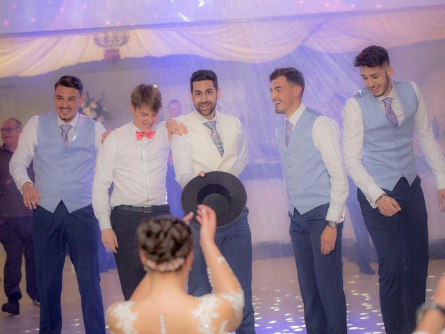 La boda de Jose y Mari Sol en Aguilas, Murcia 41