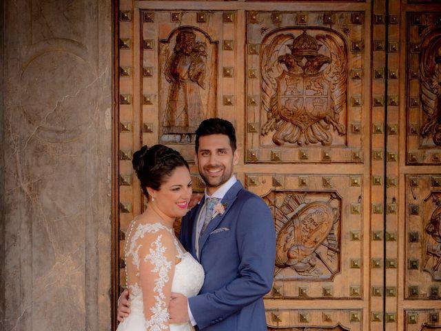 La boda de Jose y Mari Sol en Aguilas, Murcia 43