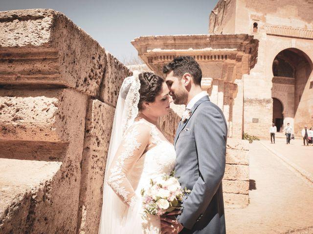 La boda de Jose y Mari Sol en Aguilas, Murcia 54