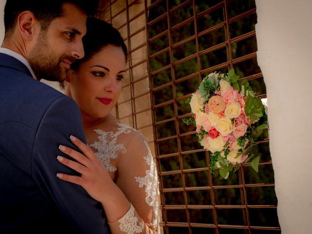 La boda de Jose y Mari Sol en Aguilas, Murcia 61