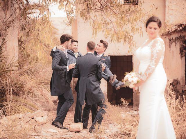 La boda de Jose y Mari Sol en Aguilas, Murcia 69