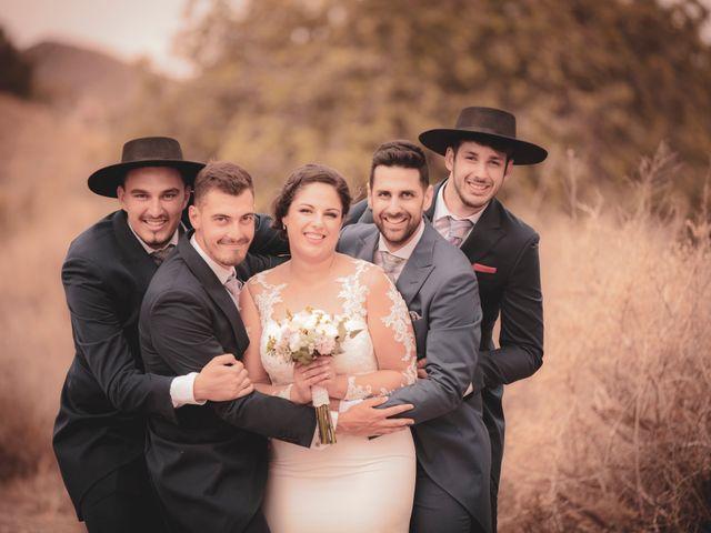 La boda de Jose y Mari Sol en Aguilas, Murcia 71