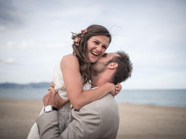 La boda de Albert y Anna en Sant Pere Pescador, Girona 8