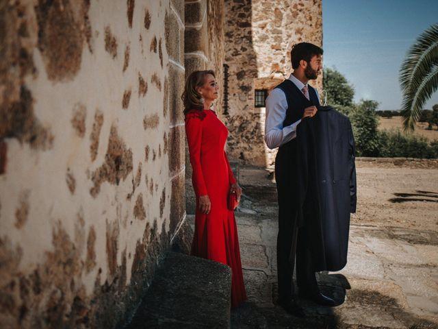 La boda de Jordi y Marta en Cáceres, Cáceres 11