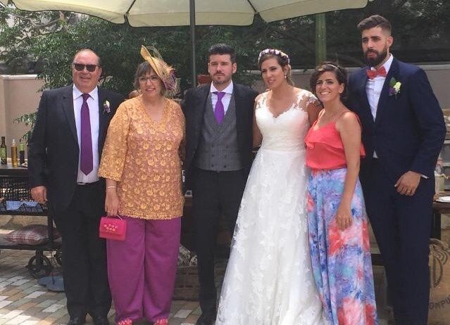 La boda de Antonio y Sara en Lucena, Córdoba 1