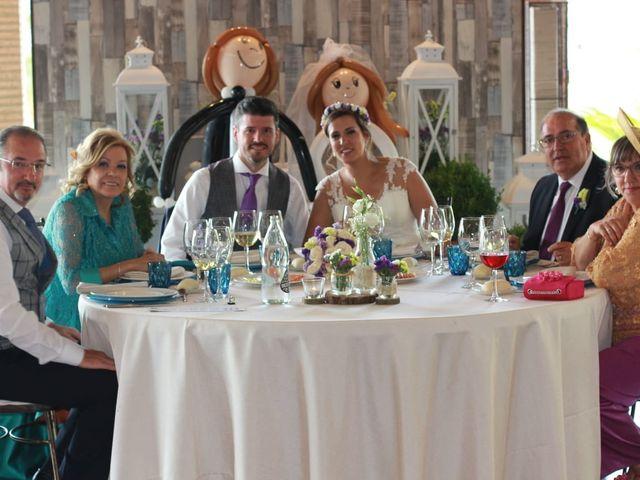 La boda de Antonio y Sara en Lucena, Córdoba 2