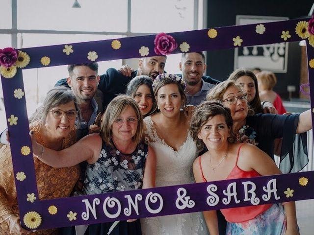 La boda de Antonio y Sara en Lucena, Córdoba 8