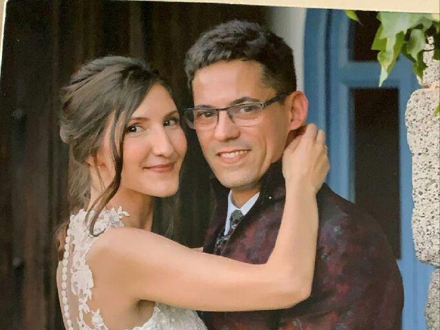 La boda de Gabriel y Lourdes en Cabrils, Barcelona 1