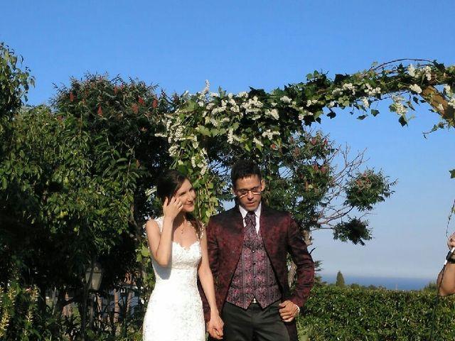 La boda de Gabriel y Lourdes en Cabrils, Barcelona 6