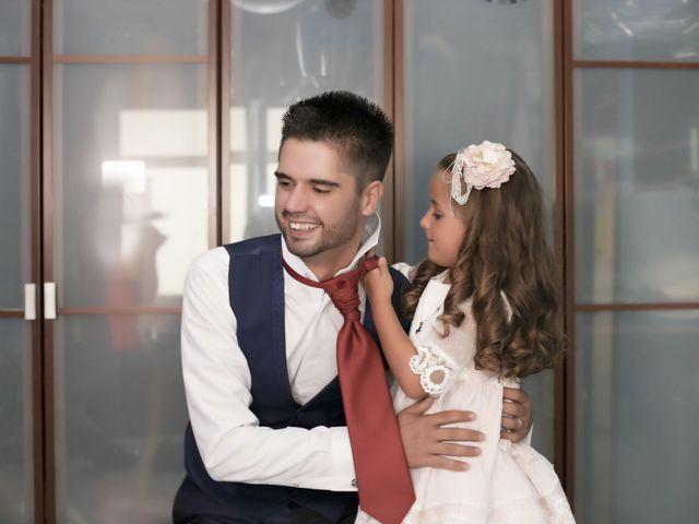 La boda de Jose y Angela en Alhaurin El Grande, Málaga 7