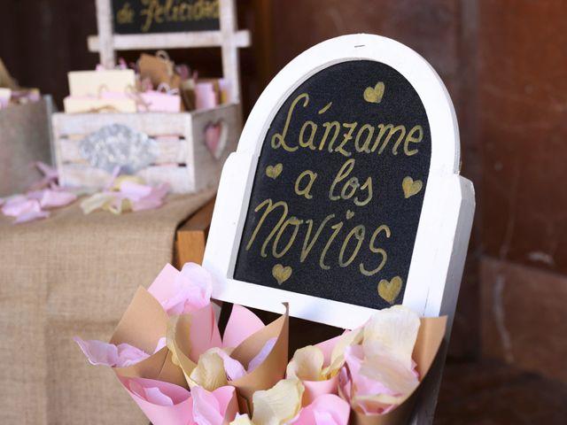La boda de Jose y Angela en Alhaurin El Grande, Málaga 21