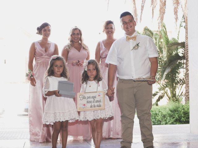 La boda de Jose y Angela en Alhaurin El Grande, Málaga 25