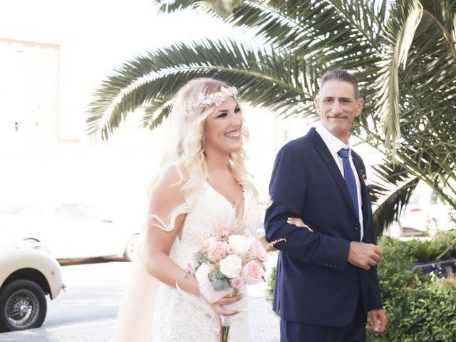 La boda de Jose y Angela en Alhaurin El Grande, Málaga 26