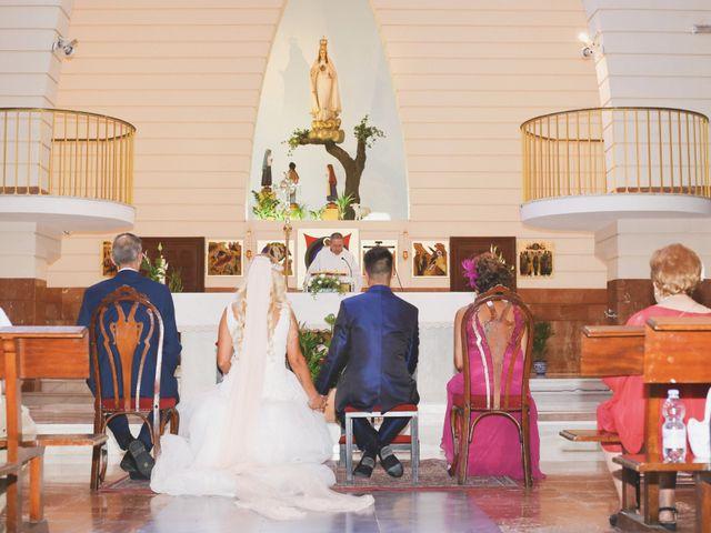 La boda de Jose y Angela en Alhaurin El Grande, Málaga 28
