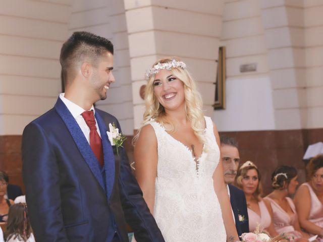La boda de Jose y Angela en Alhaurin El Grande, Málaga 29