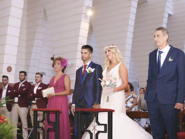 La boda de Jose y Angela en Alhaurin El Grande, Málaga 30