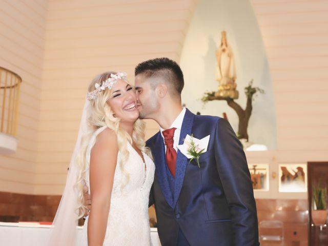 La boda de Jose y Angela en Alhaurin El Grande, Málaga 31