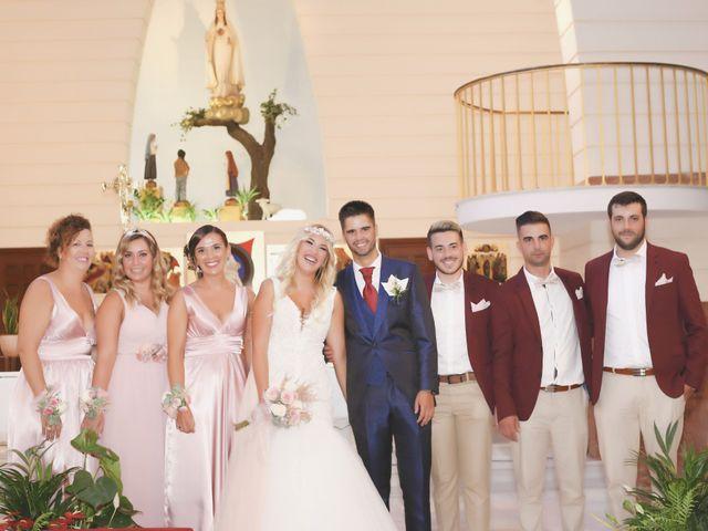 La boda de Jose y Angela en Alhaurin El Grande, Málaga 32