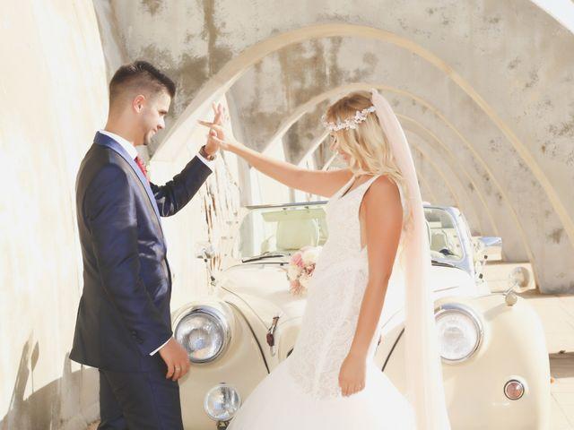 La boda de Jose y Angela en Alhaurin El Grande, Málaga 34