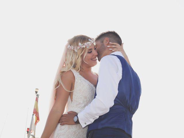 La boda de Jose y Angela en Alhaurin El Grande, Málaga 39