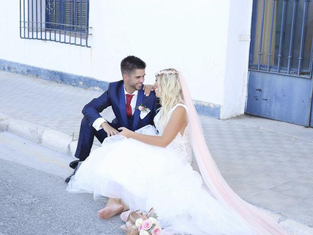 La boda de Jose y Angela en Alhaurin El Grande, Málaga 40