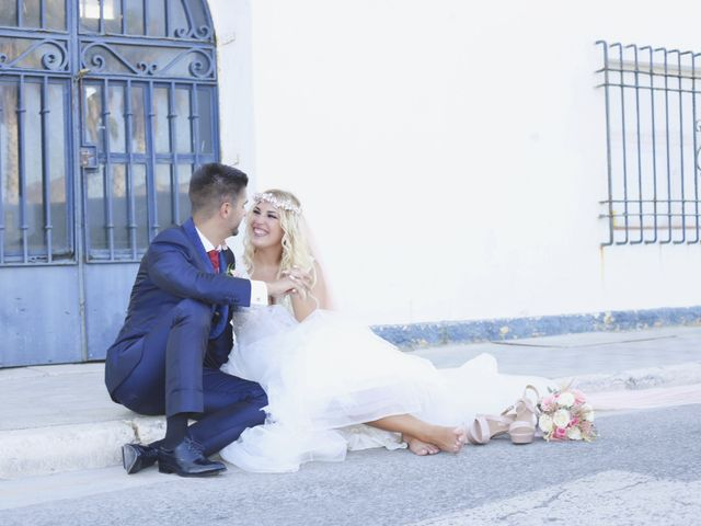 La boda de Jose y Angela en Alhaurin El Grande, Málaga 2