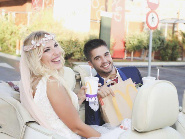 La boda de Jose y Angela en Alhaurin El Grande, Málaga 41