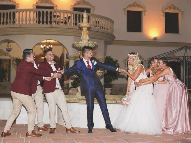 La boda de Jose y Angela en Alhaurin El Grande, Málaga 42
