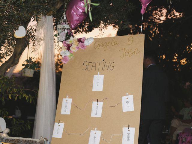 La boda de Jose y Angela en Alhaurin El Grande, Málaga 44