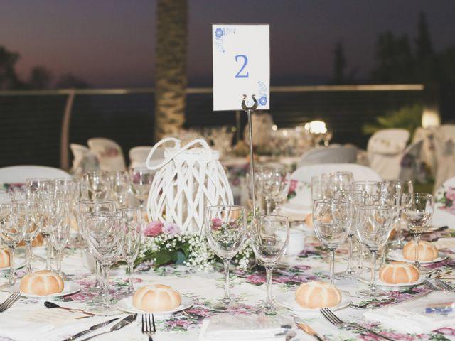 La boda de Jose y Angela en Alhaurin El Grande, Málaga 46